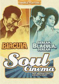Blacula / Scream Blacula Scream - (Region 1 Import DVD)