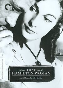 That Hamilton Woman - (Region 1 Import DVD)
