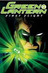 DCV: Green Lanterns Corps: First Flight (DVD)