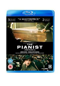 The Pianist - (Import Blu-ray Disc)