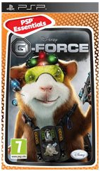 G-Force (PSP Essentials)