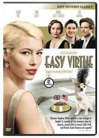 Easy Virtue - (Region 1 Import DVD)