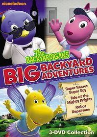 Backyardigans:Big Backyard Adventure - (Region 1 Import DVD)