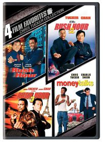 4 Film Favorites:Chris Tucker Collect - (Region 1 Import DVD)