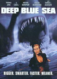 Deep Blue Sea - (Region 1 Import DVD)