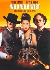 Wild Wild West - (Region 1 Import DVD)
