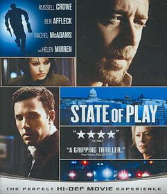 State of Play - (Region A Import Blu-ray Disc)
