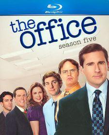 Office:Season Five - (Region A Import Blu-ray Disc)