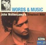 John Mellencamp - Words And Music - Best Of John Mellencamp (CD)