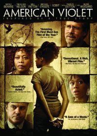 American Violet - (Region 1 Import DVD)