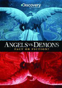 Angels Vs Demons:Fact or Fiction - (Region 1 Import DVD)