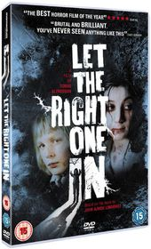 Let the Right One In - (Import DVD)
