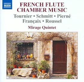 French Flute Quitets - French Flute Quintets (CD)