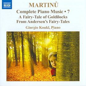Martinu: Piano Music Vol 7 - Piano Music - Vol.7 (CD)