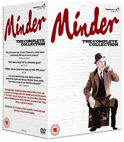 Minder: The Complete Collection - (Import DVD)