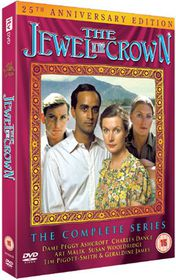 The Jewel in the Crown: The Complete Series - (Import DVD)