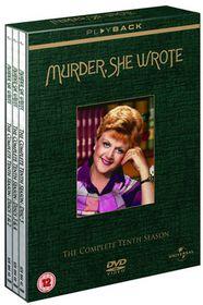 Murder She Wrote: Season 10 - (parallel import)