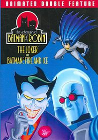 Adventures of Batman & Robin:Joker/Fi - (Region 1 Import DVD)