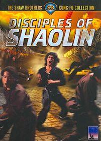 Disciples of Shaolin - (Region 1 Import DVD)