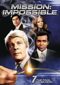 Mission Impossible: Final TV Season - (Region 1 Import DVD)