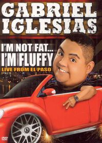 Gabriel Iglesias:2 Hot 2 Fluffy - (Region 1 Import DVD)