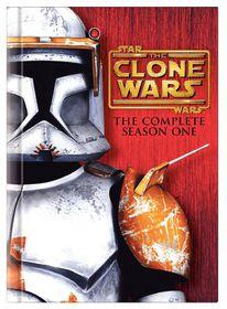 Star Wars:Clone Wars - Season 1 - (Region 1 Import DVD)