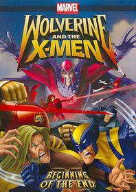 Wolverine and the X Men:Beginning of - (Region 1 Import DVD)