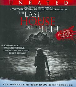Last House on the Left - (Region A Import Blu-ray Disc)