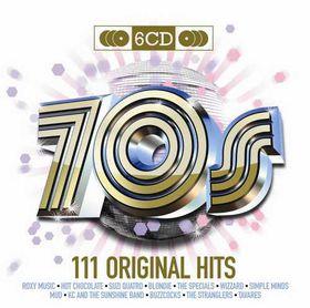 Original Hits 70's - Various Artists (CD)