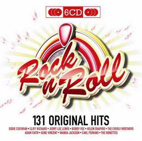Original Hits - Rock & Roll - Various Artists (CD)