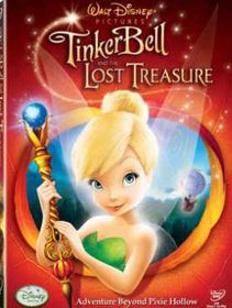 Tinkerbell and the Lost Treasure (DVD)