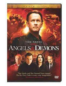 Angels & Demons - (Region 1 Import DVD)