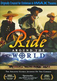 Ride Around the World - (Region 1 Import DVD)