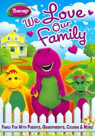 Barney:We Love Our Family - (Region 1 Import DVD)