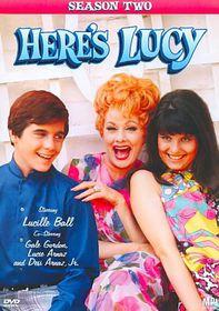 Here's Lucy:Season 2 - (Region 1 Import DVD)