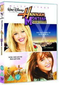 Hannah Montana: The Movie - (Import DVD)