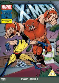 X-Men: Season 3 - Volume 3 - (Import DVD)