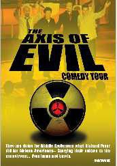 Axis Of Evil - The Axis Of Evil Comedy Tour (DVD)