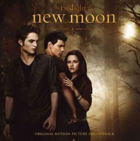 New Moon (Soundtrack) - (Import CD)