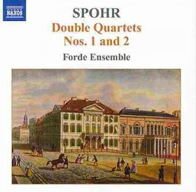 Spohr: Duoble String Quartets - Double String Quartets (CD)