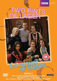 Two Pints of Lager and a Packet of Crisps: Series 8 - (Import DVD)