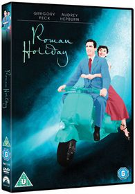 Roman Holiday - (Import DVD)