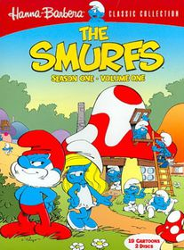 Smurfs:V1&2 - (Region 1 Import DVD)