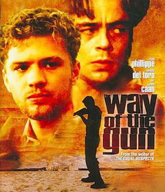 Way of the Gun - (Region A Import Blu-ray Disc)