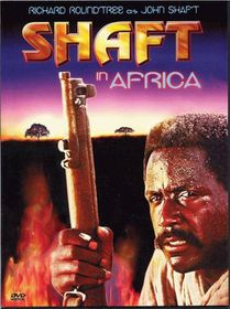 Shaft In Africa - (DVD)