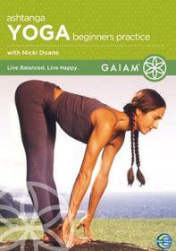 Gaiam Ashtanga Yoga for Beginners - (Import DVD)