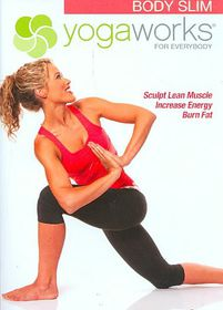 Yogaworks:Body Slim - (Region 1 Import DVD)