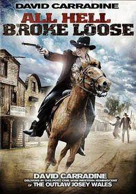All Hell Broke Loose - (Region 1 Import DVD)