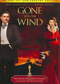 Gone with the Wind (Special Edition) - (Region 1 Import DVD)