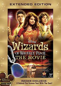 Wizards of Waverly Place:Movie - (Region 1 Import DVD)